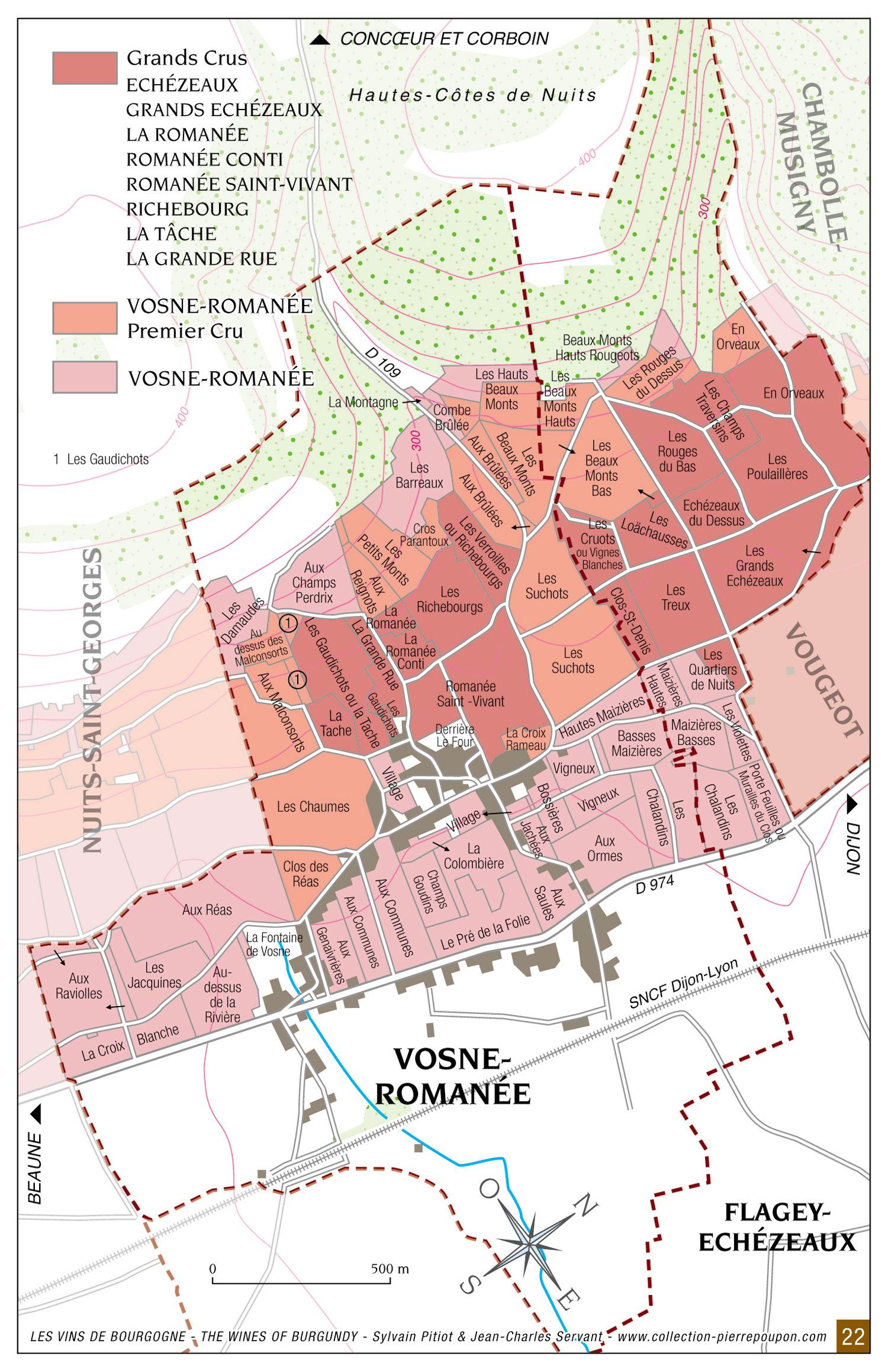 Afbeeldingsresultaat voor echezeaux