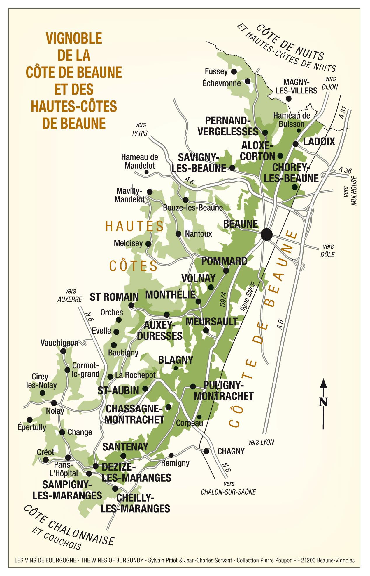 C 244 Te De Beaune