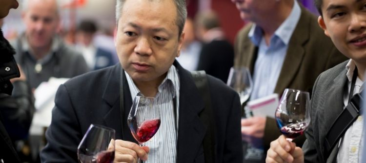 a very special day in May for Kong and Macau wine industry professionals