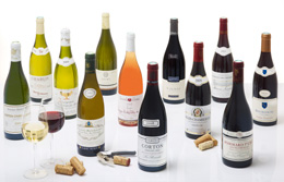 © BIVB / IMAGE & ASSOCIES Entire range of Burgundy wines