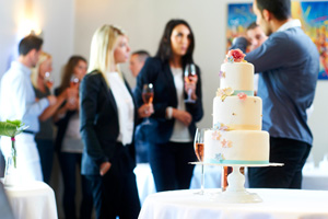 ©BIVB / IMAGE & ASSOCIES  Tasting on the occasion of a wedding