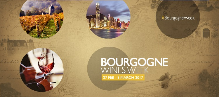 Bourgogne Week Hong-Kong 2017