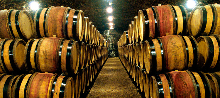 © BIVB / DR Visits to authentic wineries and wine cellars