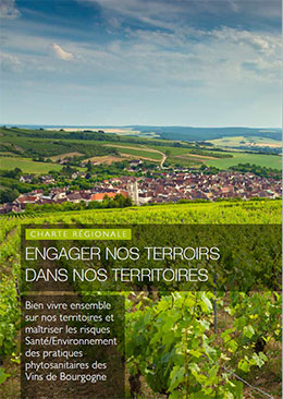 "Regional Charter with the title ""Terroir and Territory"
