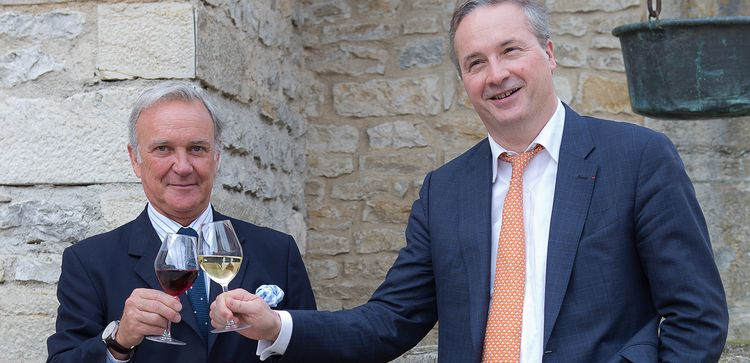 Bourgone Wine Board has new Presidents - Photo: BIVB / armellephotographe.com
