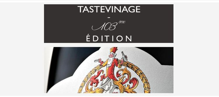 Tastevinage 103rd edition