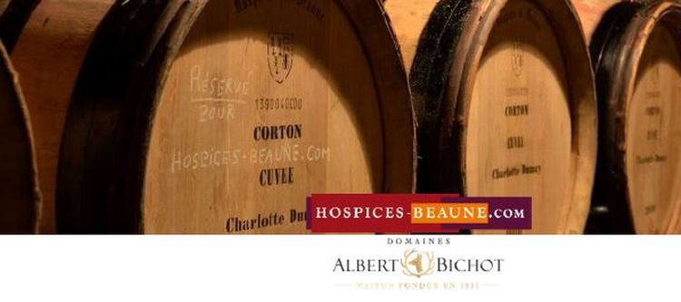 159th Hospices de Beaune auction with Albert Bichot