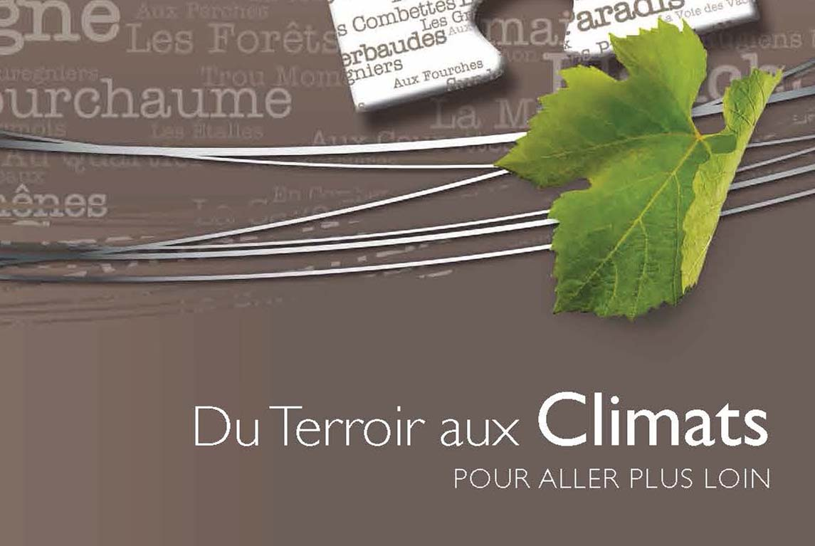 "From Terroir to ""Climats"" an in-depth look"