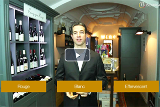 Virtual wine store: You are the hero of your Bourgogne adventure