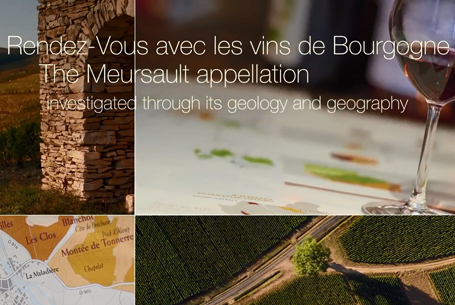 The Meursault appellation investigated through its geology and geography