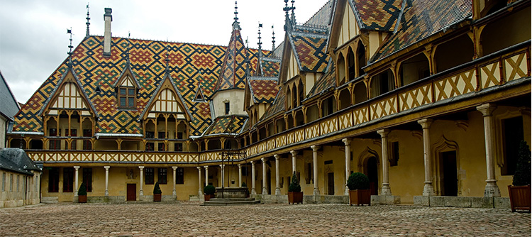 The Hospices de Beaune
