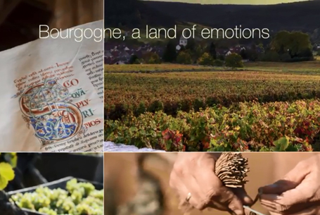Bourgogne, a land of emotions