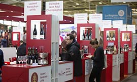 Vinovision, a trade show in Paris 2018 © VinoVision