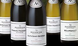 © Maison Aegerter - The Maison Aegerter embarks on the conversion to organic.