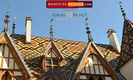 Hospices de Beaune Wine Auction, Albert Bichot - © All rights reserved