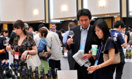 © BIVB / DR / More and more Asian wine lovers enjoy the diversity of Bourgogne wines