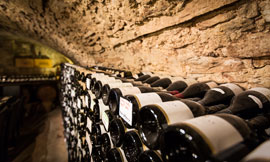 Ever dreamed of a well-organized cellar? Well, now you can have one! ©BIVB/A. IBANEZ