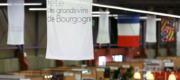 The Fête des Grands Vins de Bourgogne for tasting all the appellations ©BIVB/J.C. TARDIVON