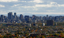 Montreal: A city for good living and good wine ©DR