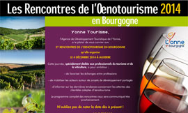 Wine and tourism: a marriage of convenience and pleasure ©DR
