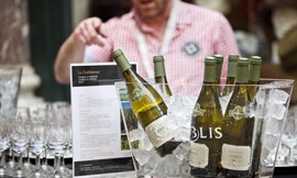 The Chablis Wine Competition: A wonderful showcase for Bourgogne wines ©BIVB/A. GHYS
