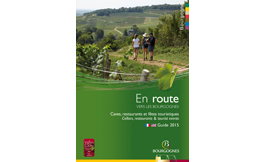 Your pocket guide to tourism in the Bourgogne winegrowing region. ©BIVB/DR