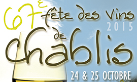 Make a date in Chablis on 24 and 25 October with the Piliers Chablisiens and the winemakers of the Bourgogne region ©BIVB/DR