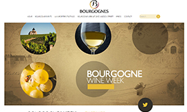 Follow the feed about Bourgogne 2014 vintage tasting events in London: #BourgogneWeek © BIVB/DR