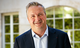Négociant Louis-Fabrice Latour, the new President of the Bourgogne Wine Board (BIVB) ©BIVB/DR