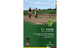 "Get your free copy of ""En Route vers les Bourgognes"" today ©BIVB/DR"