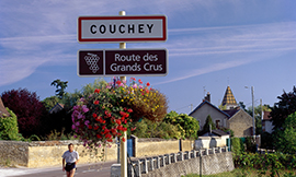 The Bourgogne winegrowing region still has secrets to reveal, like the Couchey winegrowing area ©BIVB/D. GADENNE