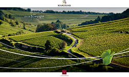 Learn more about Bourgogne wines everywhere and anywhere! ©BIVB/DR