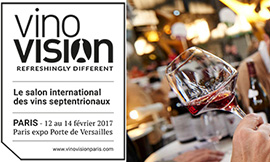 VinoVision, from 12-14 February 2017 in Paris ©BIVB/Image & Associés