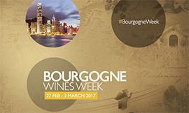 Bourgogne wines from the 2015 vintage land in Hong Kong at the end of February ©BIVB/DR