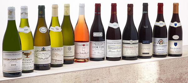 2016 was an excellent year for exportation of Bourgogne Wines © BIVB / Image & Associés